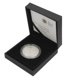 2008 Silver Proof £5 Coin Elizabeth 1st for sale